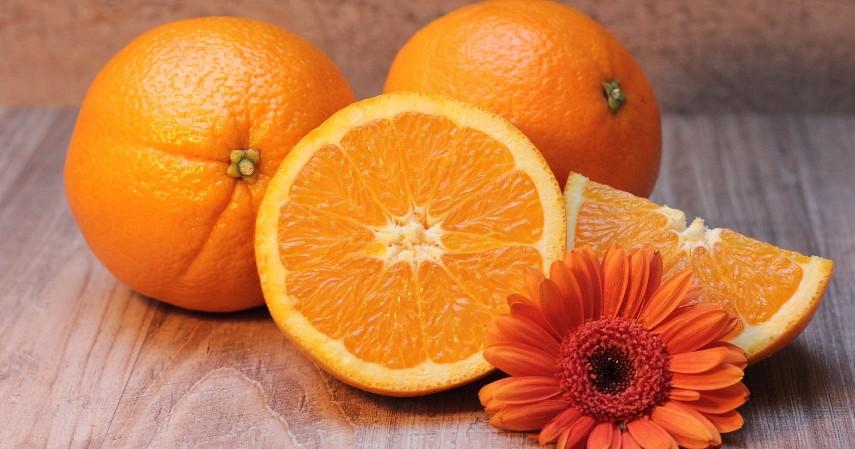 Jeruk - 15 Makanan untuk Mengatasi Insomnia Dijamin Bikin Tidur Nyenyak