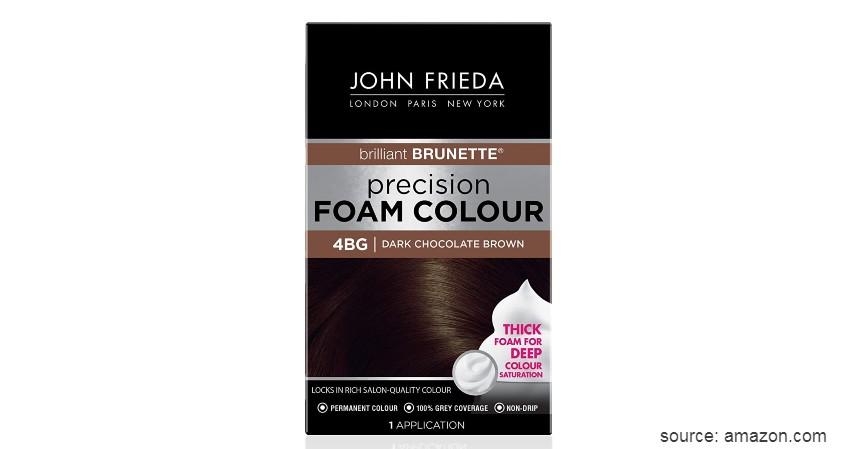 John Frieda Precision Foam Colour - 10 Merek Cat Rambut Terbaik untuk Pria Ini Wajib Dicoba