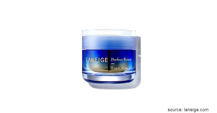 LANEIGE Perfect Renew Eye Cream - 9 Rekomendasi Eye Cream Terbaik