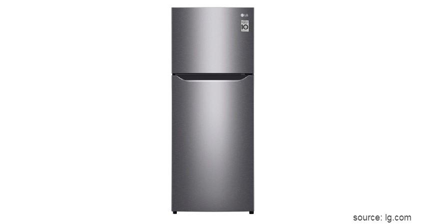 LG GN-B185SQBB - Rekomendasi Kulkas 2 Pintu Terbaik