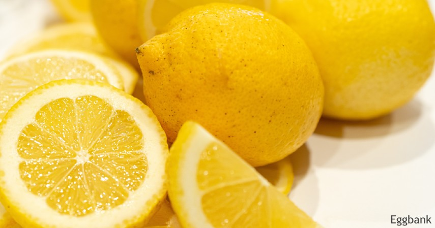 Lemon - 10 Bahan Alami untuk Detox Tubuh Paling Manjur