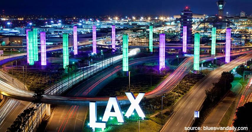 Los Angeles International Airport - 10 Bandara Tersibuk di Dunia dengan Lalu Lintas Udara Terpadat