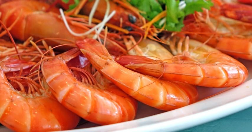 Makanan Laut - 11 Makanan Tinggi Kolesterol yang Patut Dihindari