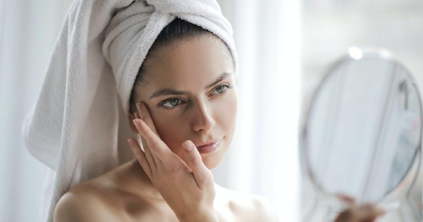 Menjaga Keseimbangan Kadar Minyak Wajah - 10 Manfaat Grapeseed Oil untuk Kesehatan dan Kecantikan