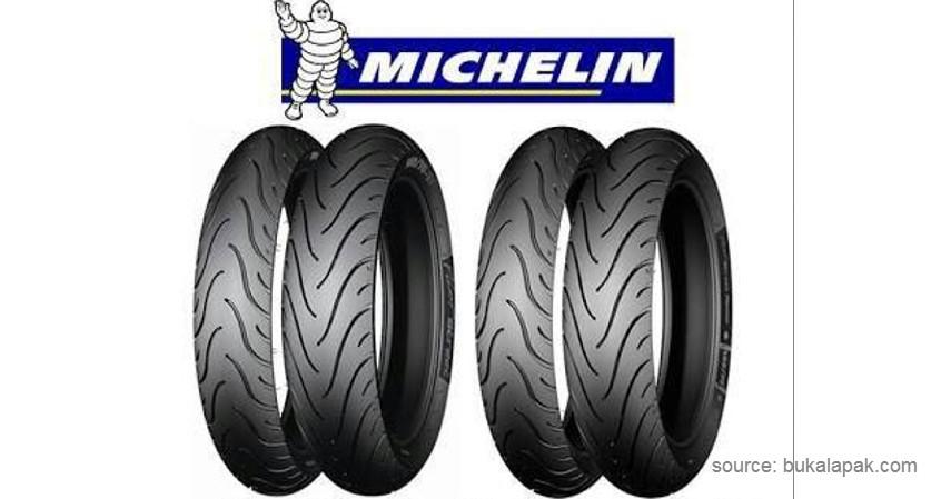 Michelin - 10 Ban Tubeless Sepeda Motor Terbaik Ini Aman Dipakai Disegala Kondisi