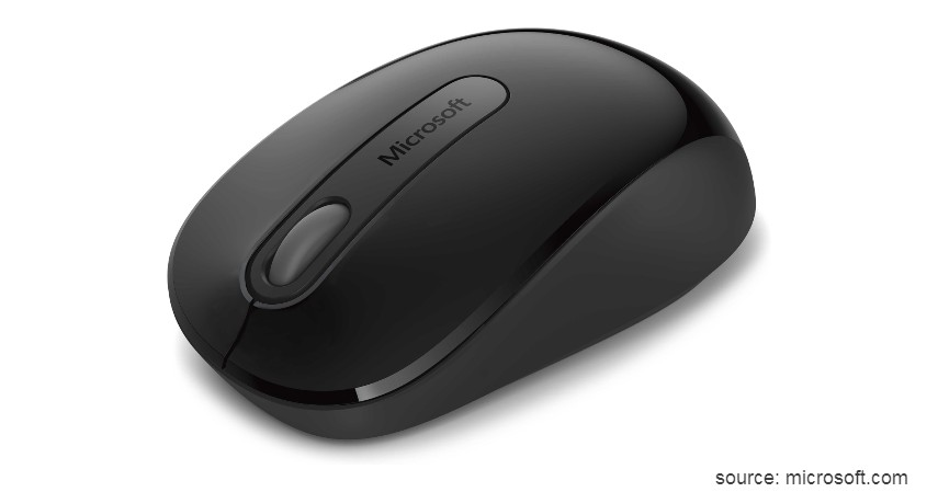 Microsoft - 12 Merek Mouse Wireless Terbaik