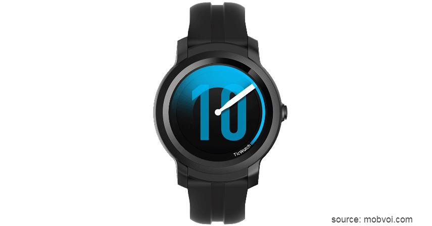 Mobvoi TicWatch E2 - 10 Merek Smartwatch Terbaik dan Berkualitas