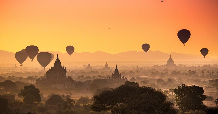 Myanmar - Perbandingan Harga BBM di Negara Asean Indonesia Masih Mahal