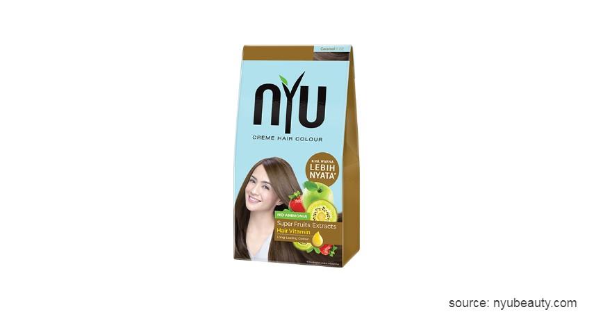 NYU Crème Hair Colour - 10 Merek Cat Rambut Terbaik untuk Pria Ini Wajib Dicoba