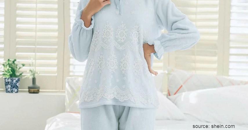 Overlay - Bisnis Baju Tidur di Masa Pandemi Laris Manis