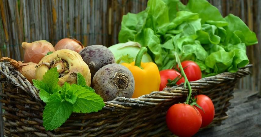 Pastikan sayur dan buah disimpan terpisah - 8 Cara Simpan Makanan Saat Mati Listrik