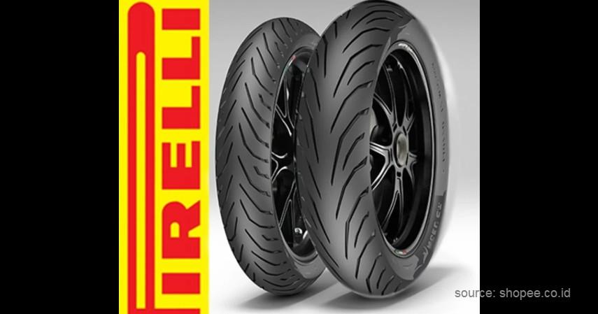 Pirelli - 10 Ban Tubeless Sepeda Motor Terbaik Ini Aman Dipakai Disegala Kondisi