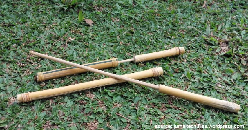 Pletokan - 15 Permainan Tradisional Indonesia yang Bikin Kangen Masa Kecil