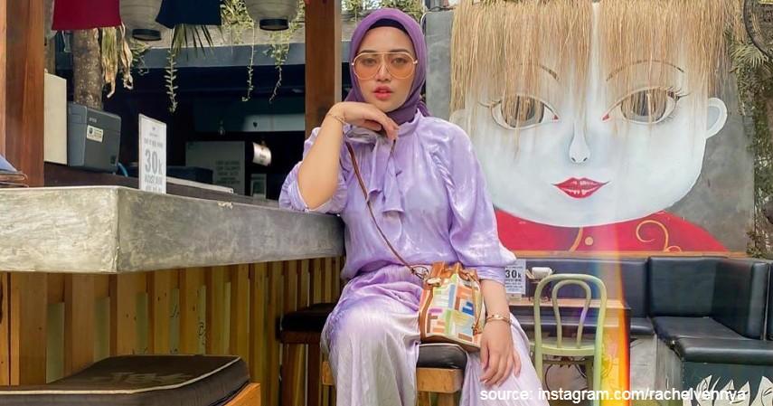 Rachel Vennya Influencer - 6 Anak Muda Terkaya di Indonesia 2020