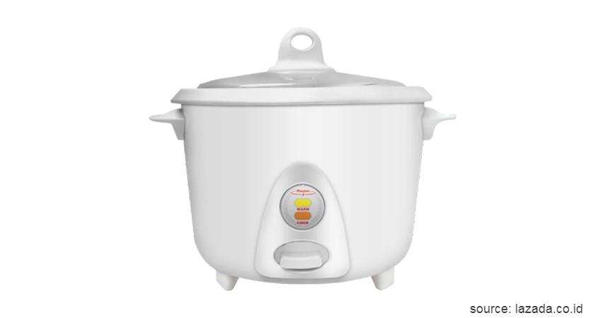 Rice Cooker Maspion Mulai Rp199.000 - 10 Daftar Rice Cooker Murah Terbaik