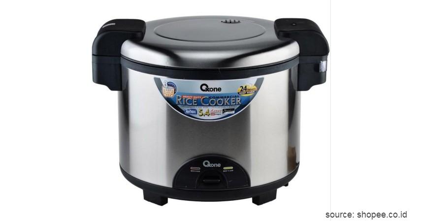Rice Cooker Oxone Mulai Rp285.000 - 10 Daftar Rice Cooker Murah Terbaik