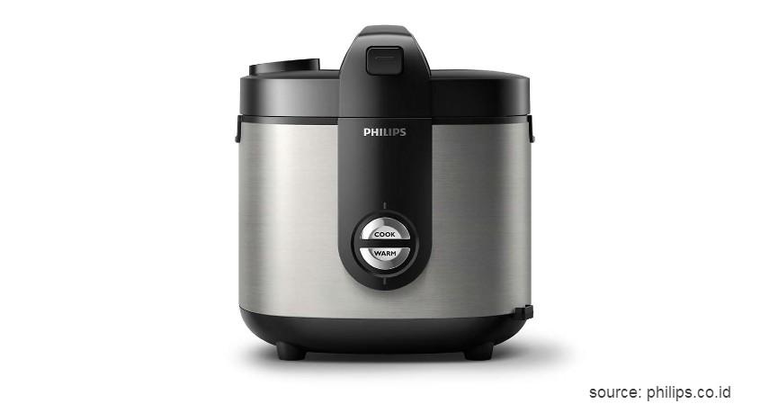 Rice Cooker Philips Mulai Rp390.000 - 10 Daftar Rice Cooker Murah Terbaik