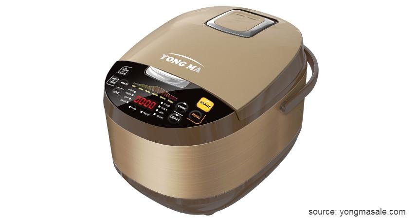 Rice Cooker Yong Ma Mulai Rp300.000 - 10 Daftar Rice Cooker Murah Terbaik