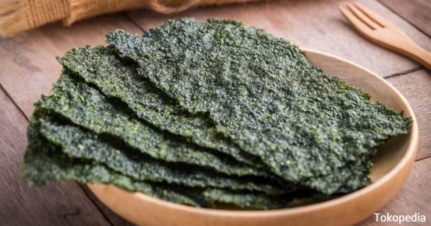 Rumput-laut - 10 Bahan Alami untuk Detox Tubuh Paling Manjur