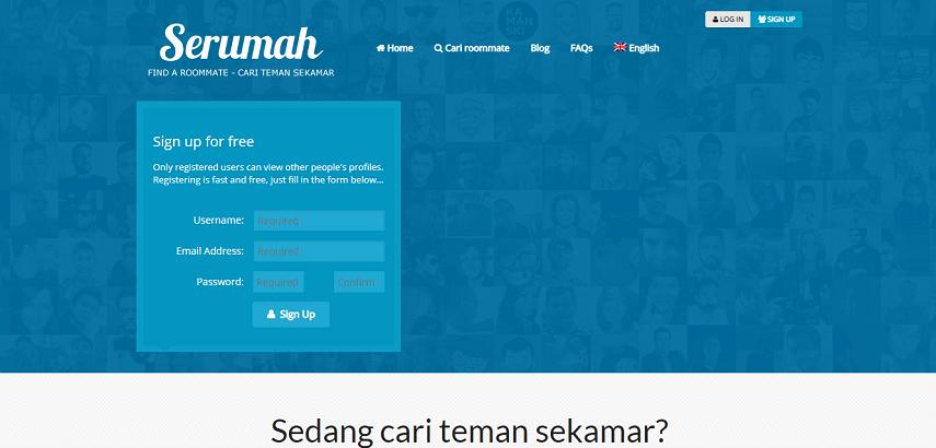 Serumah - 7 Website Penyedia Informasi Kosan Terbaik dan Terlengkap Versi CekAja