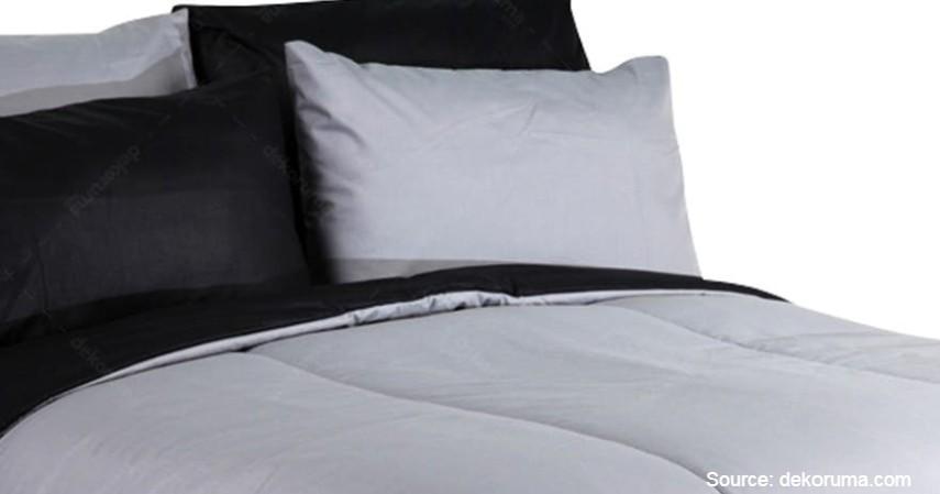 Sierra - 8 Merek Bed Cover Terbaik yang Bikin Tidur Makin Nyenyak