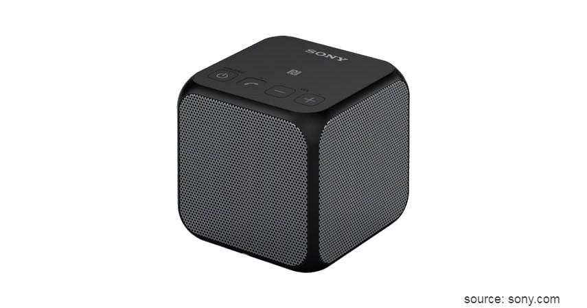 Sony SRS-X11 - 10 Merek Speaker Bluetooth Terbaik Murah Praktis