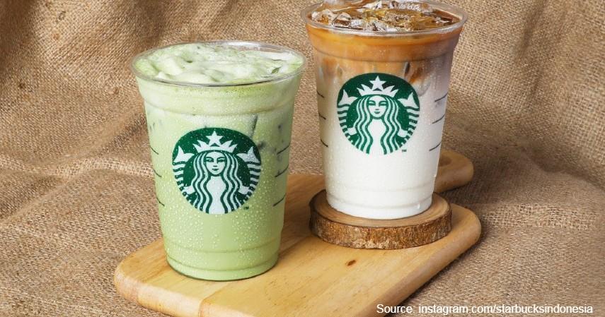 Starbucks - 10 Restoran Cepat Saji Terbesar di Dunia