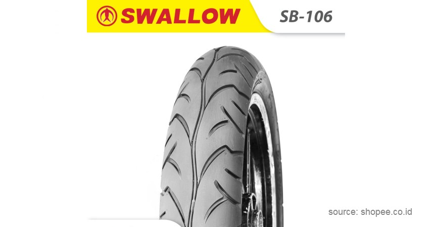 Swallow - 10 Ban Tubeless Sepeda Motor Terbaik Ini Aman Dipakai Disegala Kondisi
