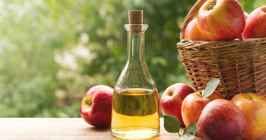 Teh-Cuka-Apel 10 Bahan Alami untuk Detox Tubuh Paling Manjur