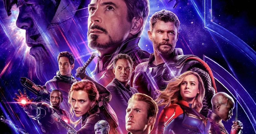 The Avengers Series - Rekomendasi Film Terbaik di Disney+ Hotstar