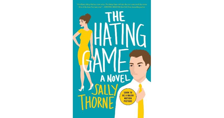 The-Hating-Game-Sally-Thorne - 10 Rekomendasi Novel Romantis Terbaik