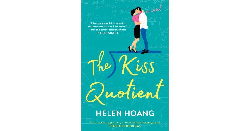 The-Kiss-Quotient-Helen-Hoang - 10 Rekomendasi Novel Romantis Terbaik