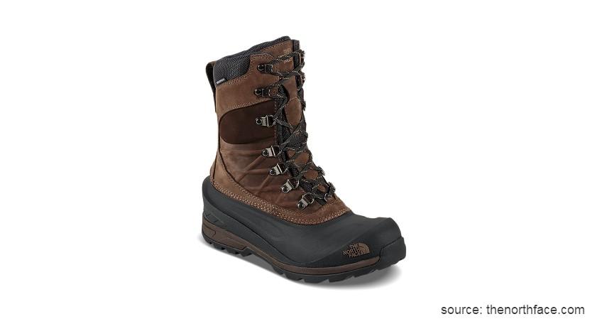 The North Face - Men's CHILKAT 400 BOOTS - 10 Merk Sepatu Hiking Terbaik