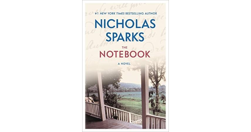 The-Notebook-Nicholas-Sparks - 10 Rekomendasi Novel Romantis Terbaik