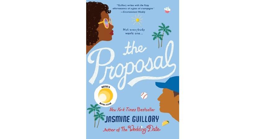 The-Proposal-Jasmine-Guillory - 10 Rekomendasi Novel Romantis Terbaik