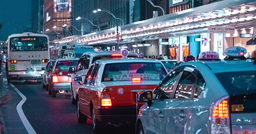Tidak semua kendaraan diberlakukan aturan ganjil genap - Biaya Denda Ganjil Genap Jakarta Terbaru