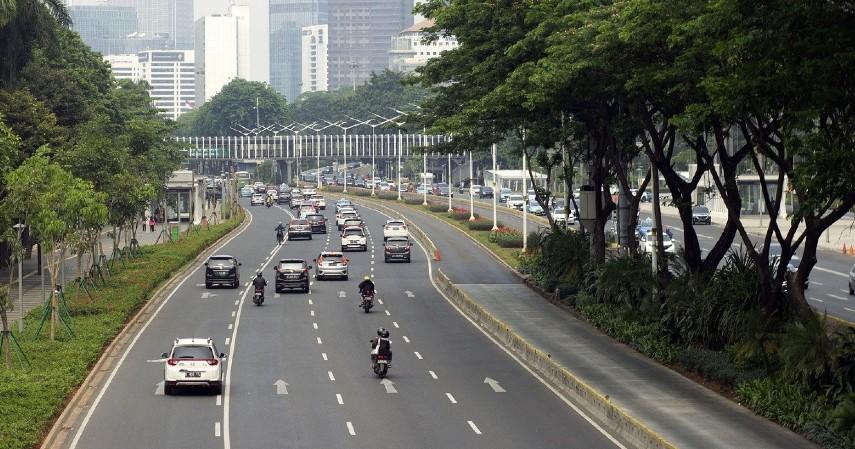 Titik penilangan - Biaya Denda Ganjil Genap Jakarta Terbaru