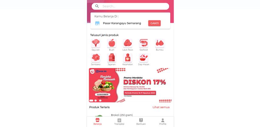 Tumbasin.id - 15 Daftar Penjual Sayur dan Buah Online Terlengkap