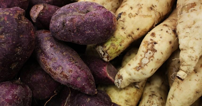 Ubi Jalar - 10 Sumber Karbohidrat Selain Nasi Putih yang Pas untuk Diet