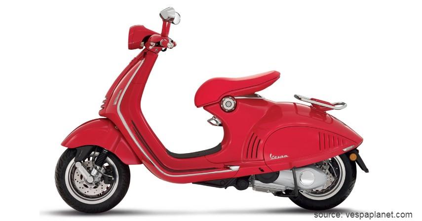 Vespa 946 RED - Vespa Limited Edition yang Ada di Indonesia