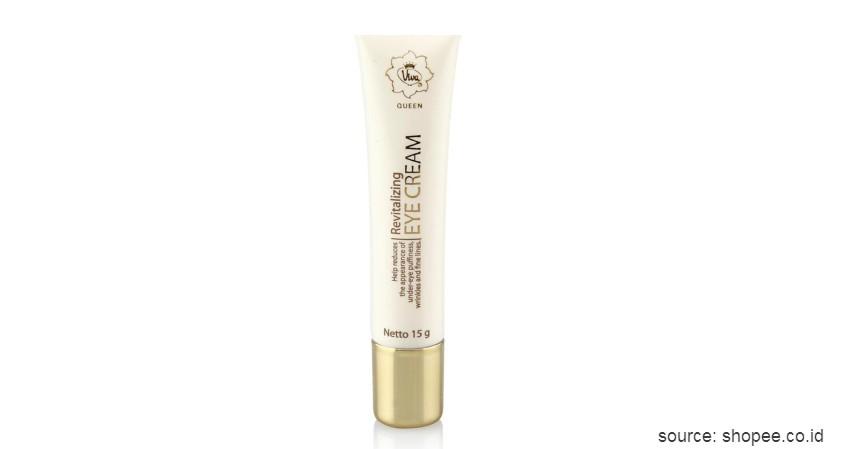 Viva Queen Revitalizing Eye Cream - 9 Rekomendasi Eye Cream Terbaik