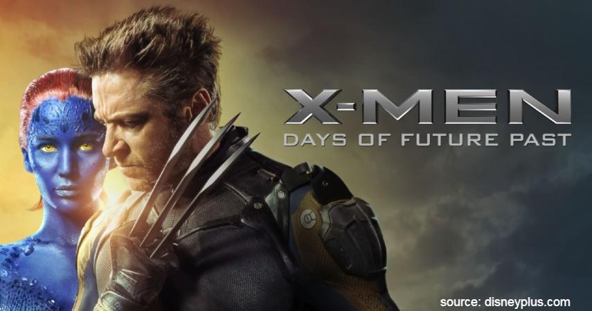 X-Men Days of Future Past - 13 Film Superhero Hollywood Terbaik yang Wajib Ditonton