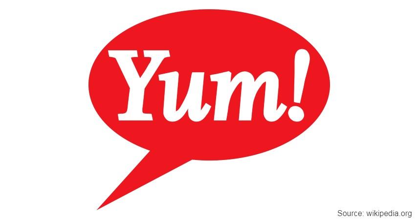 Yum! Brand - 10 Restoran Cepat Saji Terbesar di Dunia
