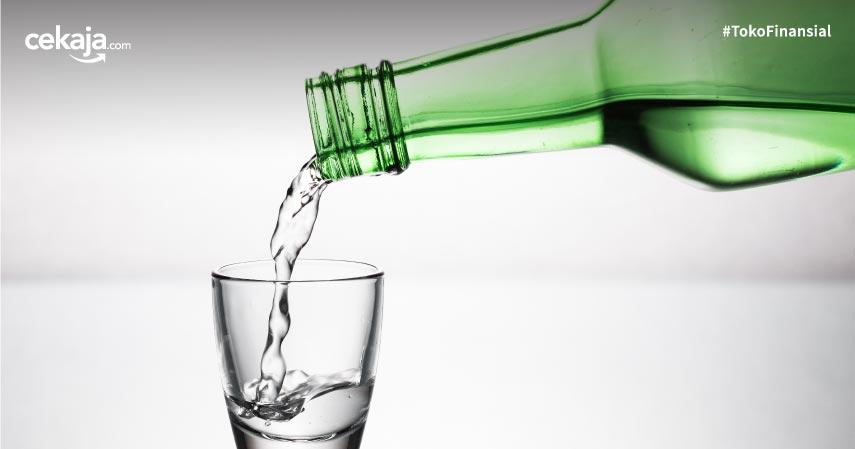 6 Fakta Soju Halal Asal Bandung, Minuman Segar Bebas Alkohol!