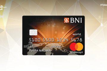 Cara dan Syarat Pengajuan Kartu Kredit BNI Mastercard Gold