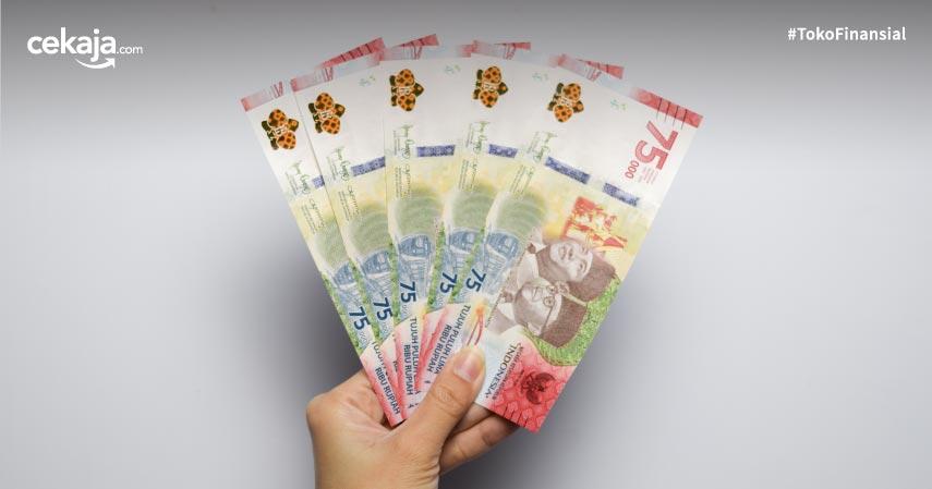 5 Lokasi Penukaran Uang Rp75 Ribu Selain BI, Yuk Cari Tahu!