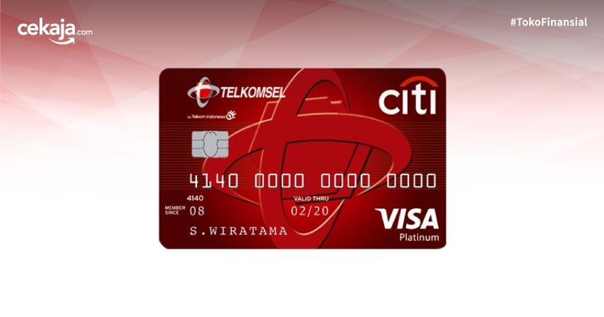 Tips Aman Belanja 10 10 Pakai Kartu Kredit Citibank Citi Telkomsel Card