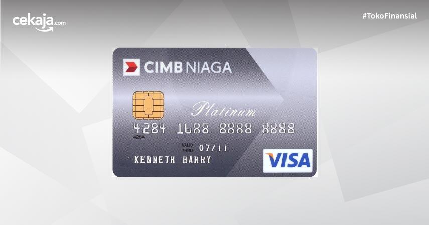 Fitur Dan Manfaat Kartu Kredit Cimb Niaga Visa Platinum