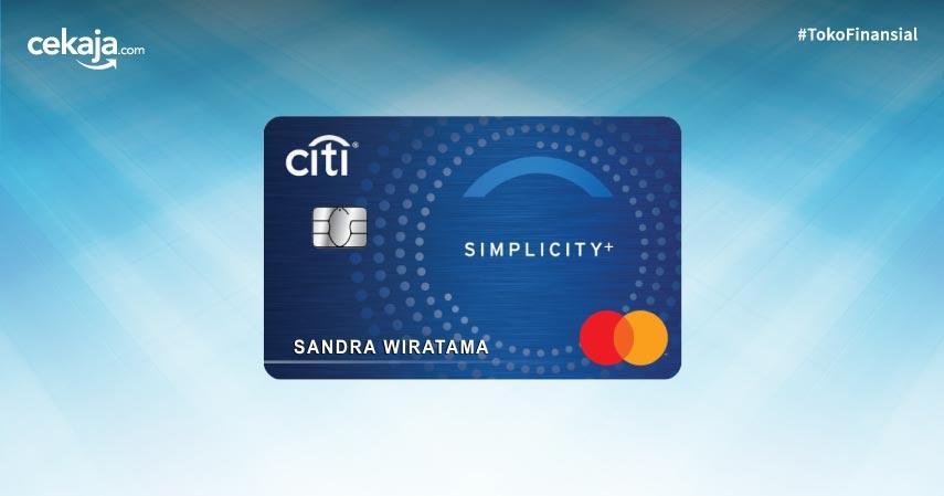 Keuntungan Dan Manfaat Kartu Kredit Citibank Citi Simplicity Card