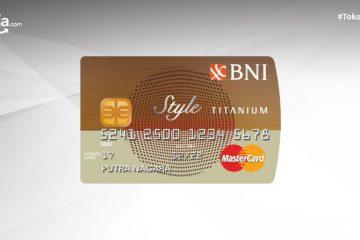 Cara dan Syarat Pengajuan Kartu Kredit BNI Mastercard Style Titanium